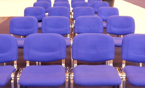 Chairs hire for exhibitions