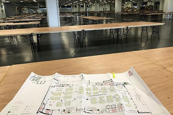 Eventex Furniture at Hyper Japan 2018