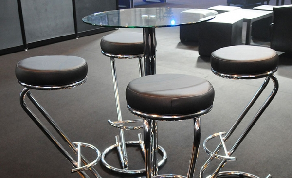 Hire exhibition stools