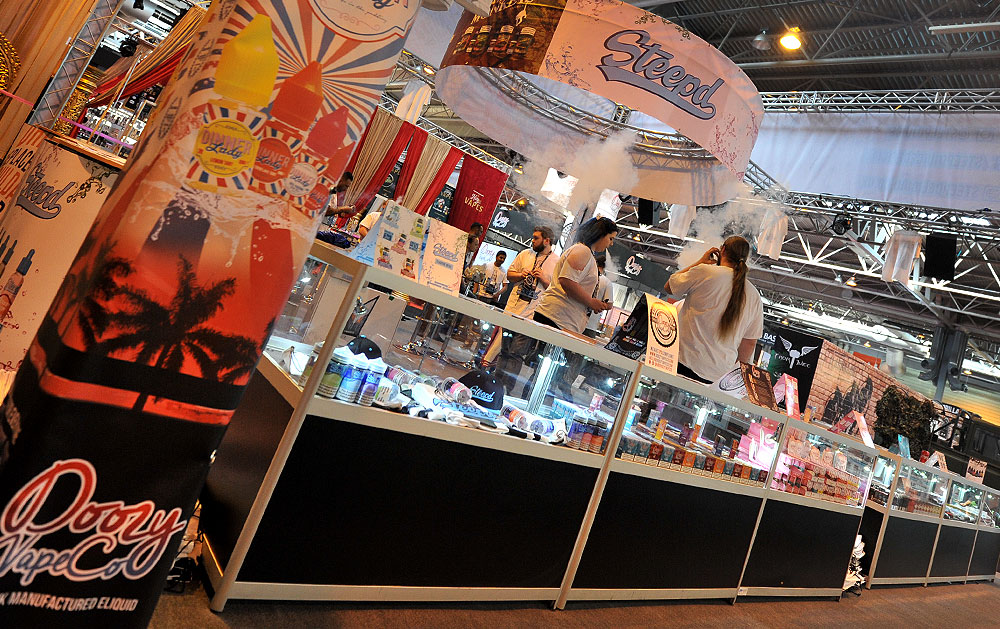 Exhibition Display Showcase Hire