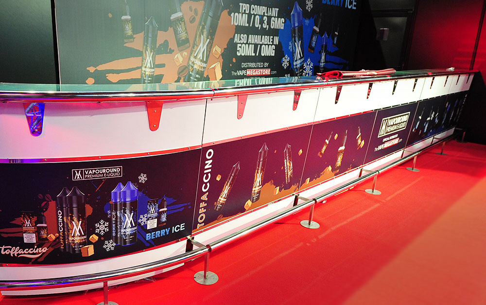 Exhibition Bar Hire