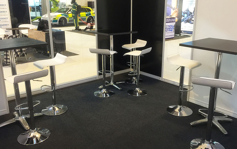 Exhibition Furniture Hire London