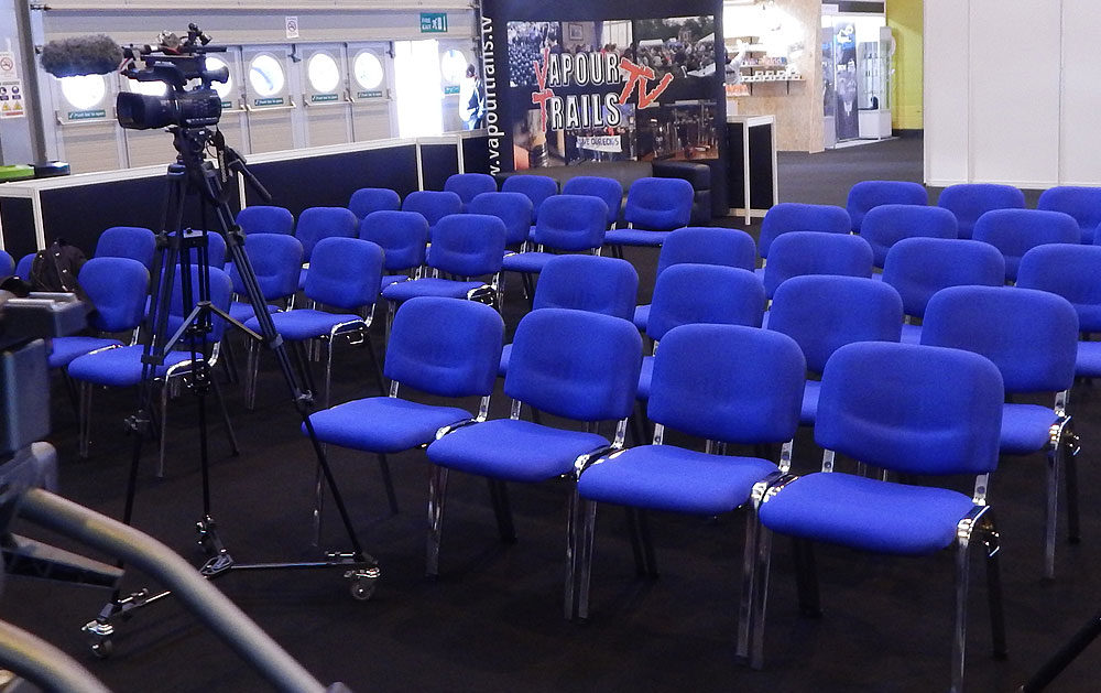 Exhibition ISO Chair Hire