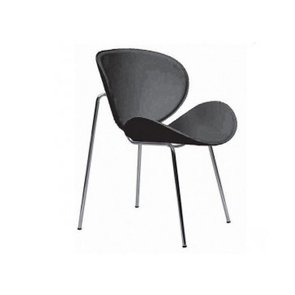 Riva chair - Black