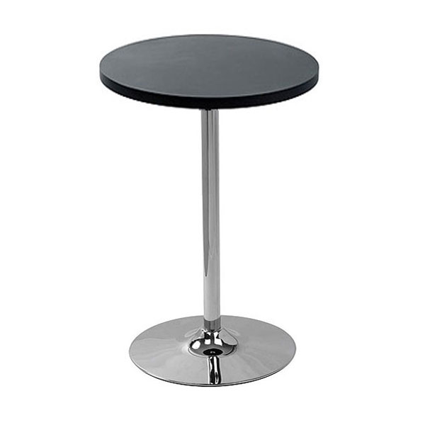 Exhibition Stand Hire Manchester : Exhibition black oro poseur table hire eventex
