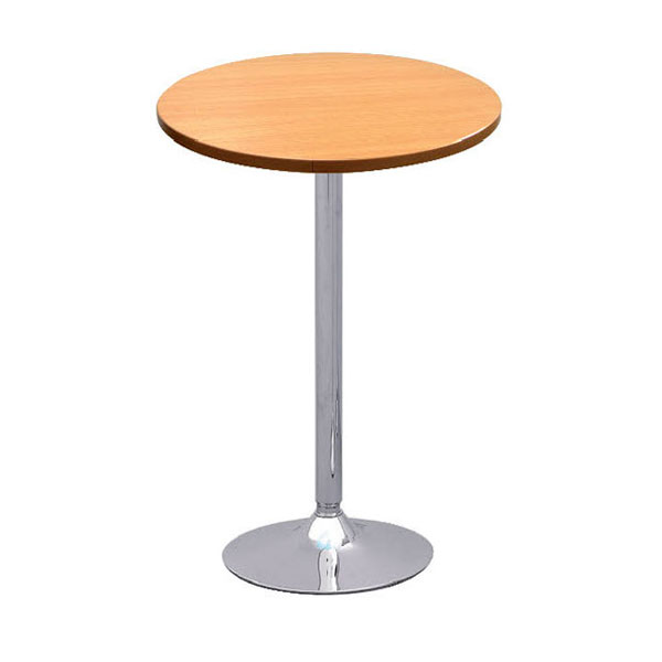Oro Poseur Table - Beech
