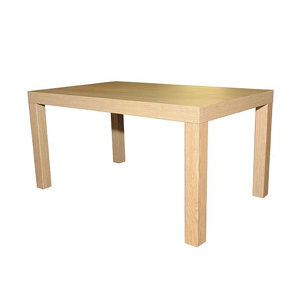 Rectangular Oak Effect Coffee Table