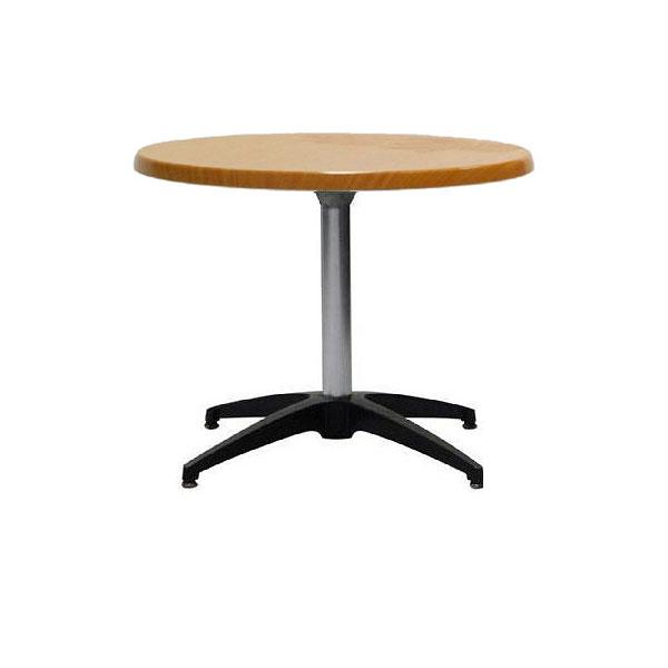 Pedestal Coffee Table - Beech