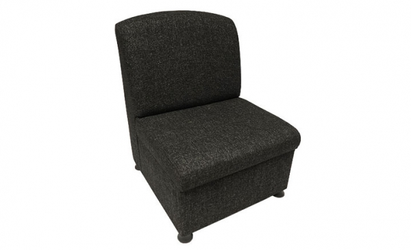 *NEW* Charcoal fabric unit chairs for exhibitions