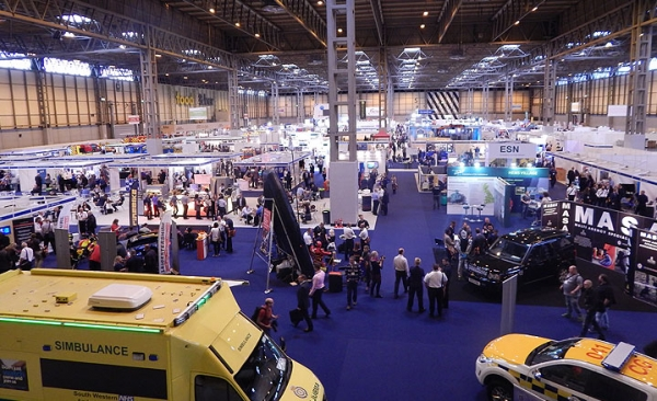 Emergency Services Show 2018 at NEC fast approaching