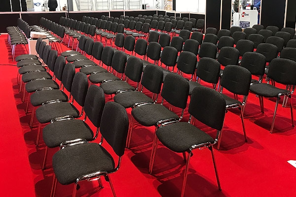 Eventex at the Health & Safety Show 2018 at Birmingham NEC