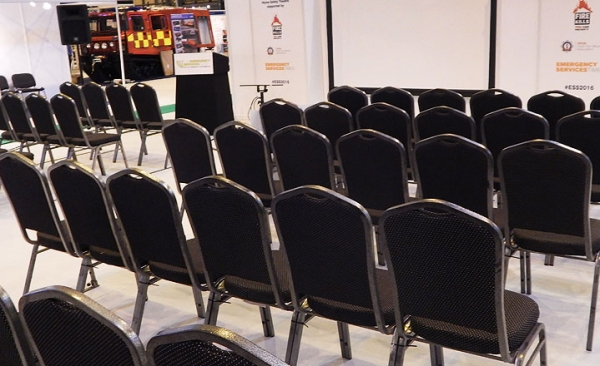 Exhibition conference chairs