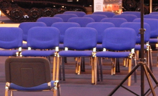 Hire exhibition furniture from the experts