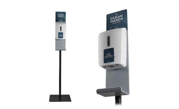 *NEW* Freestanding hand sanitiser dispensers