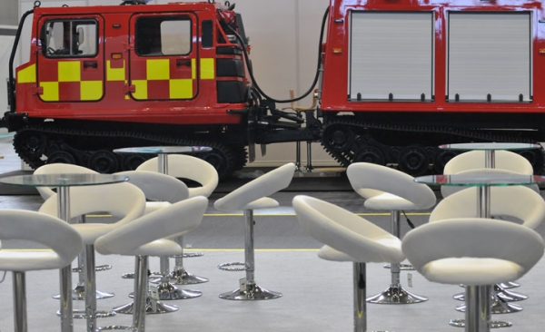 Rent stools for exhibitions