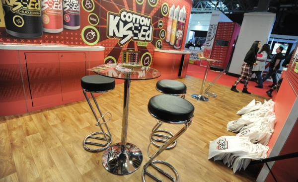 Stools & poseur tables are ideal for your exhibition stand