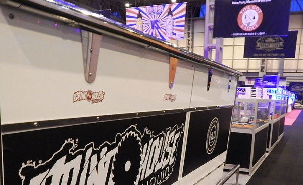 Why not use bar units as stylish reception desks
