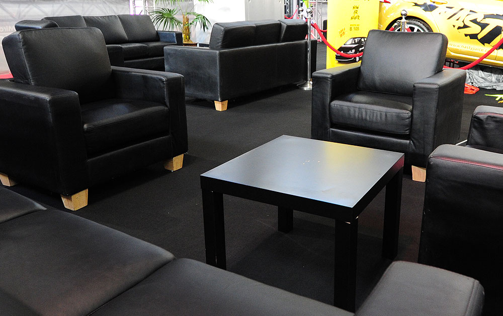 Exhibition Lounge Furniture Rental