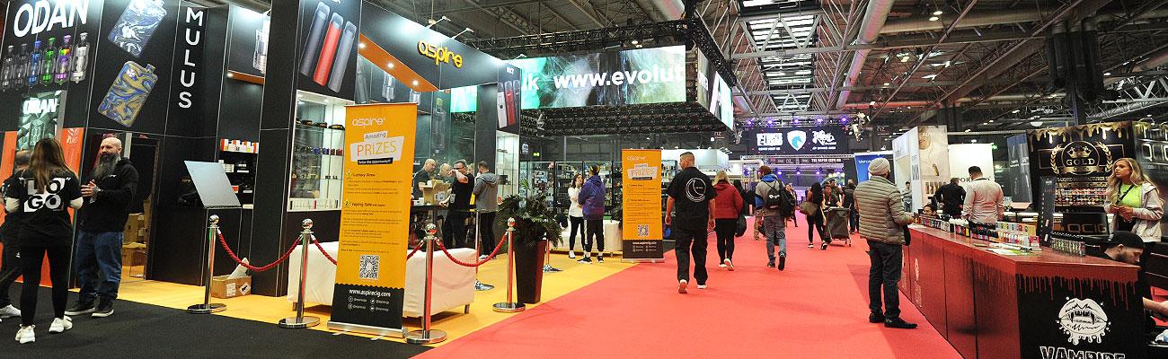 Major UK Exhibition Venues