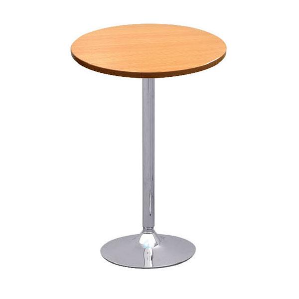 Oro Poseur Table - Beech