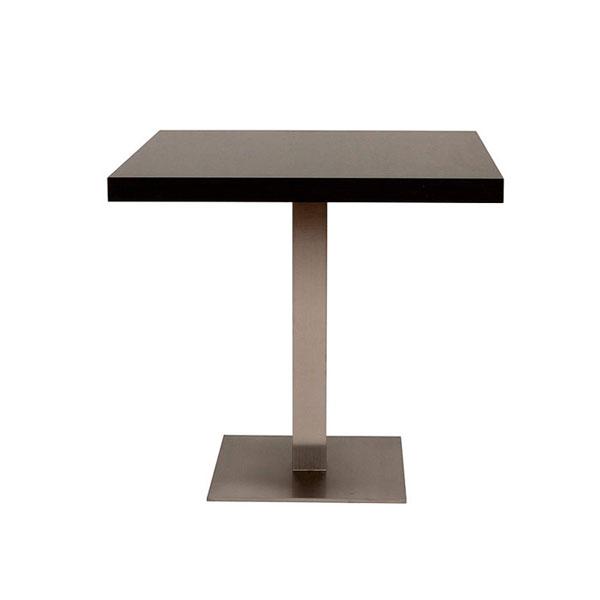 Piazza Bistro Table - Black