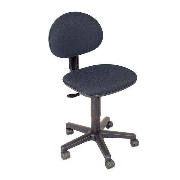 Typist Chair - Black