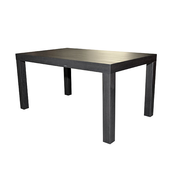Rectangular Black Coffee Table