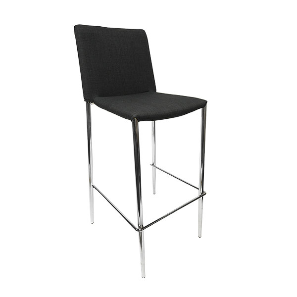 Spectra Stacking Stool - Black