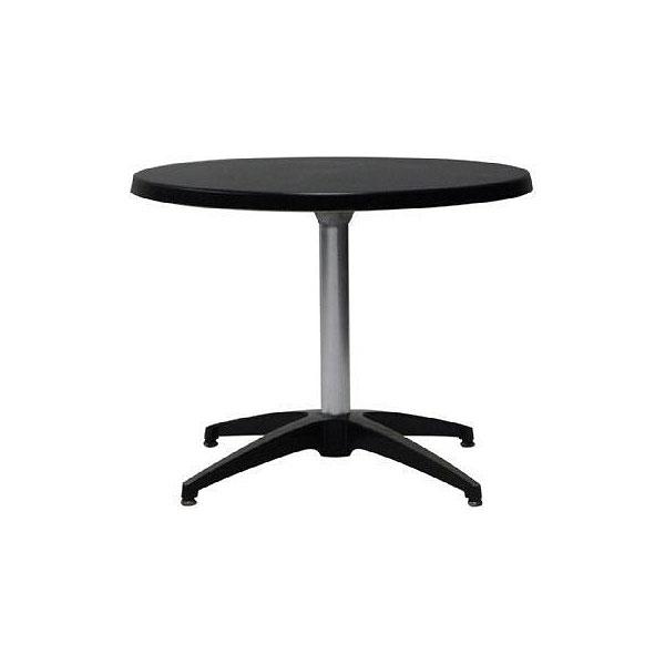 Pedestal Coffee Table - Black