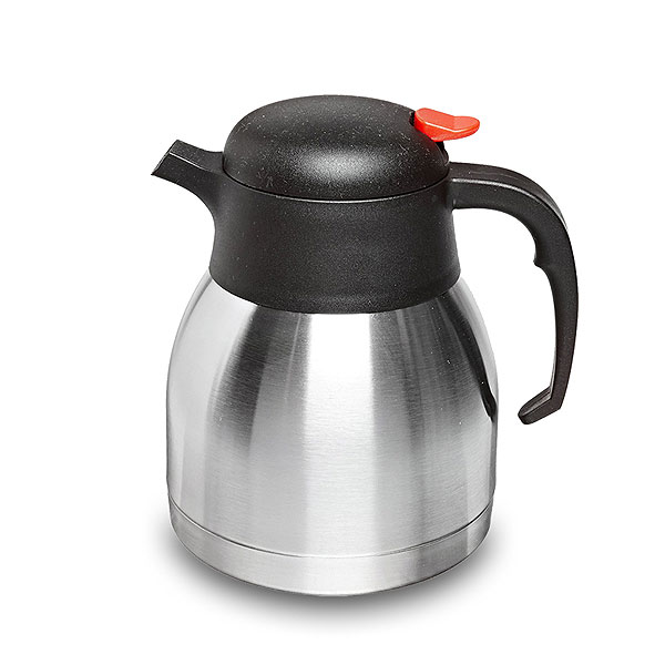 Stainless Steel Insulated Jug - Coffee