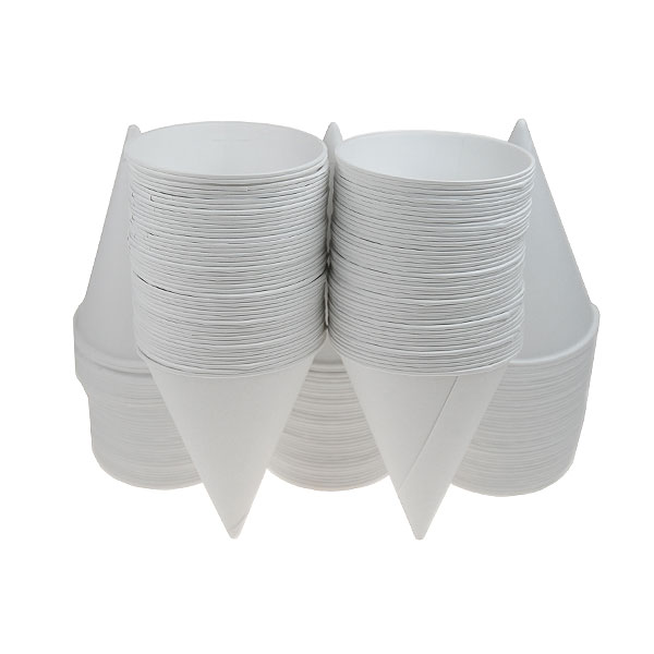 Cone Paper Cups - Pack of 200