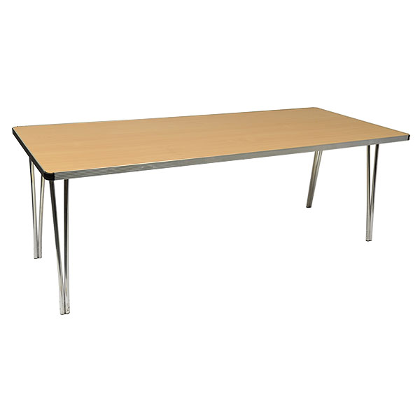 Childs Low 6ft Rectangular Folding Table