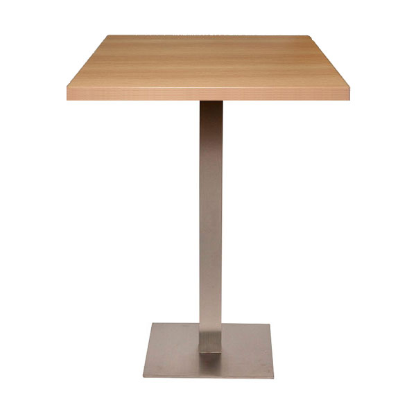 Piazza Poseur Table - Beech