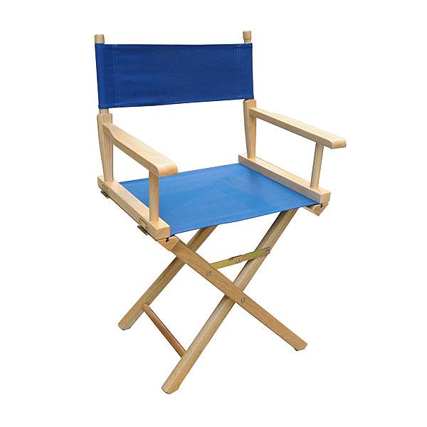 Directors Chair - Blue