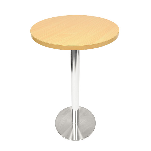 Ice Poseur Table - Beech