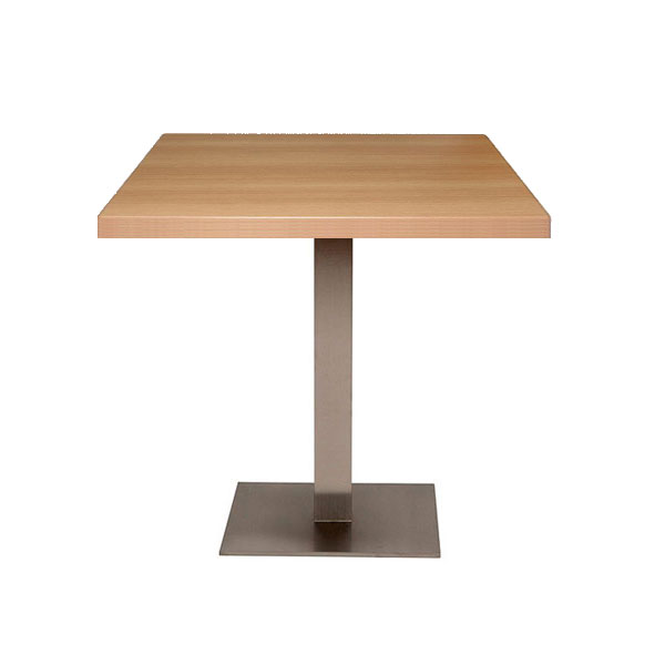 Piazza Bistro Table - Beech