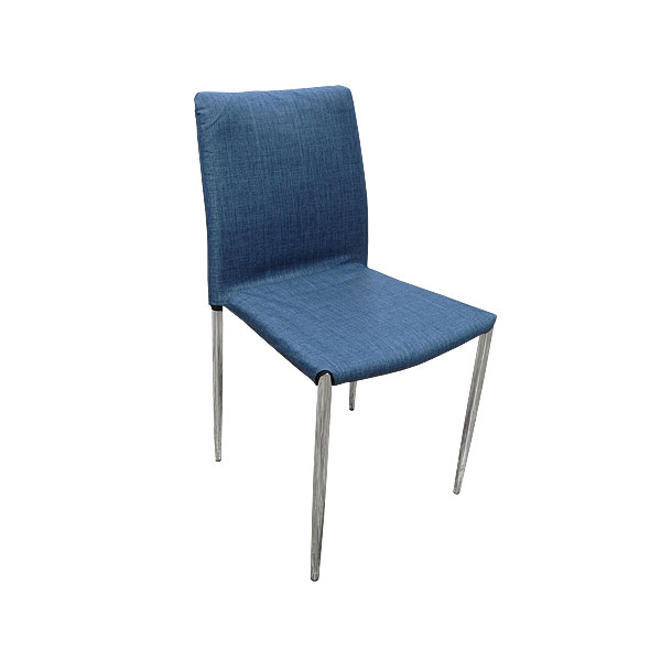 Rio Chair - Blue Fabric