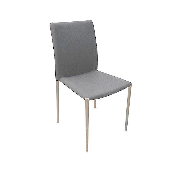 Rio Chair - Grey Fabric