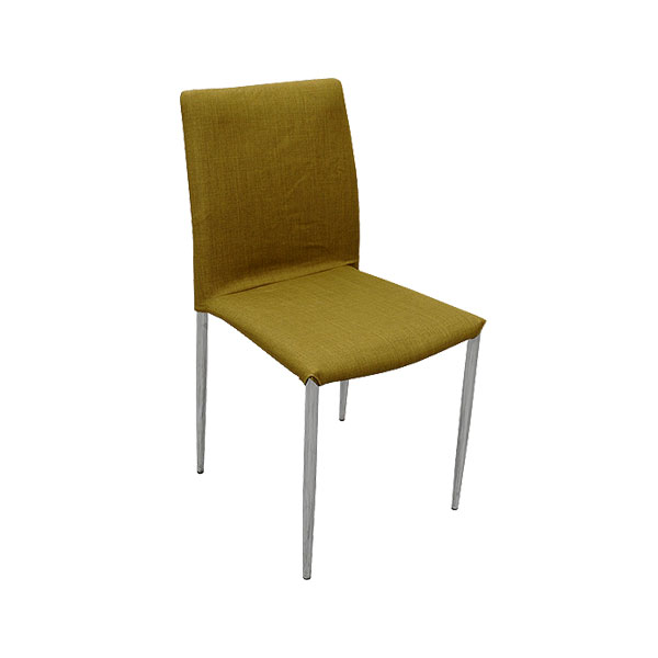 Rio Chair - Olive Green Fabric
