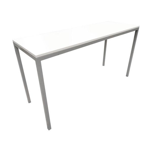 Rio High Table - White
