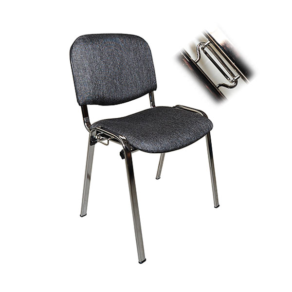 Linking ISO Chair - Grey