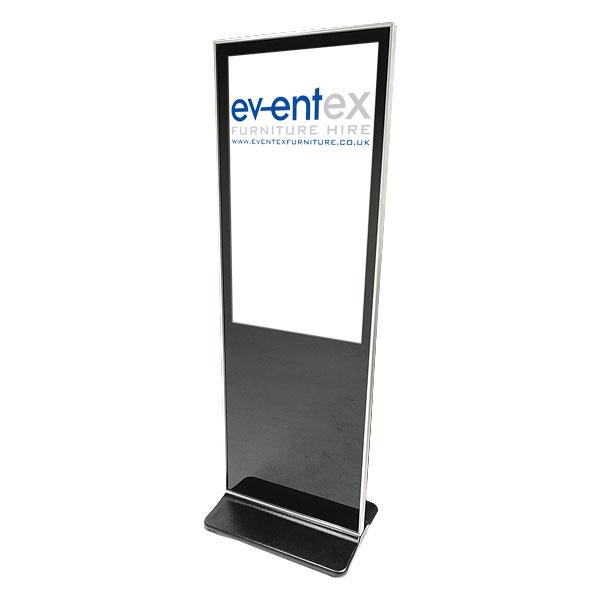 6ft Freestanding Touch Screen
